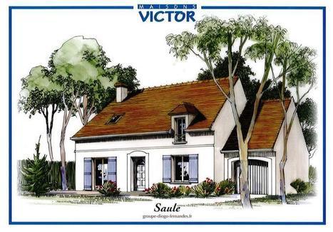 Maison 5 pièces Saule à Orgeval (78630) - 364640€ | Maison individuelle | Scoop.it