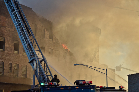 Saving First Responders Lives With PSRS - Vertex Innovations Inc. | DAS (In-Building) Wireless Engineering | Scoop.it