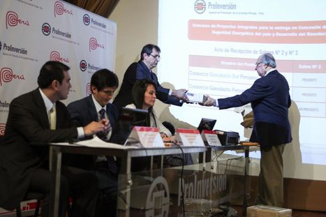 Dos postores presentaron propuestas para proyecto Gasoducto Sur Peruano (ampliación) | construcciones politicas latinoamericanas | Scoop.it