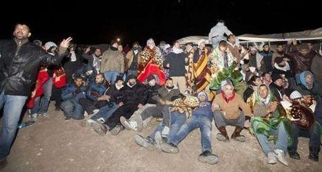 Israel desmantela durante la noche el campamento de Bab el Shams   Conflito Israelo-Palestiniano   Scoop.it