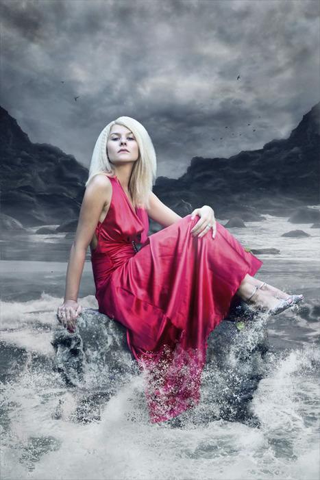 Create a Serene Fantasy Photo Manipulation | Psdtuts+ | Image Digitale | Scoop.it