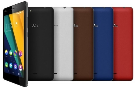 Wiko Pulp et Pulp Fab : quatre nouveaux smartphones 3G et 4G sous Android 5.1 - FrAndroid | Geeks | Scoop.it