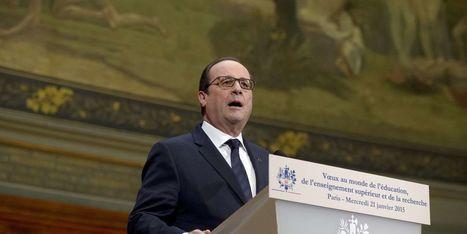 François Hollande veut célébrer la laïcité dans les écoles | Système éducatif français | Scoop.it
