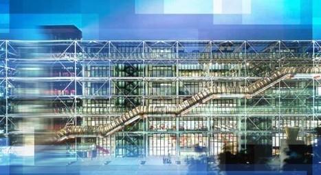 Le Centre Pompidou virtuel : une nouvelle stratégie numérique | C/blog | Outils et  innovations pour mieux trouver, gérer et diffuser l'information | Scoop.it