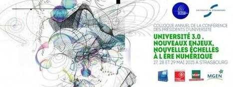 CPU - « Université 3.0 : NOUVEAUX ENJEUX, nouvelles échelles à l'ère numérique » | actions de concertation citoyenne | Scoop.it