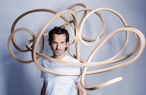 Mathieu Lehanneur, designer «Je suis une sorte d'homme élastique !»   Sélections de Rondement Carré sur                                                           la créativité,  l'innovation,                    l'accompagnement  du projet et du changement   Scoop.it
