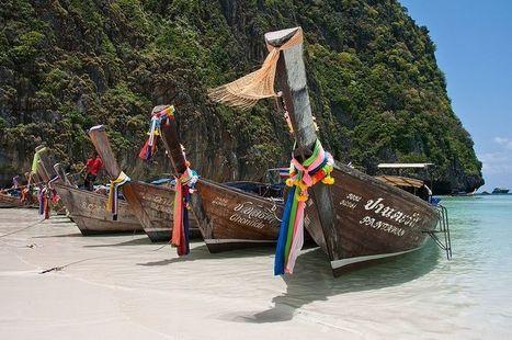 Les plus beaux sites d'Asie - Libération | La Thailande et l'Asie | Scoop.it