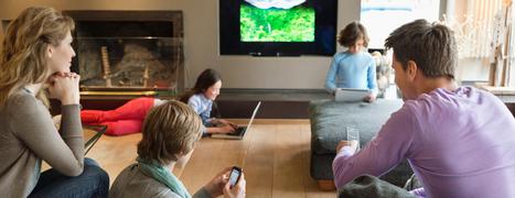 Las segundas pantallas son ahora enemigas de la publicidad y los anunciantes de televisión | Information Technology & Social Media News | Scoop.it