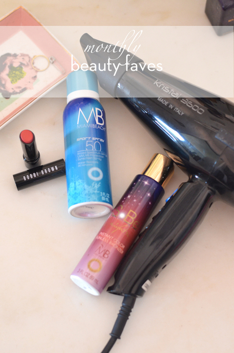 Monthly Beauty Faves | Destination Brands Media Placements | Scoop.it