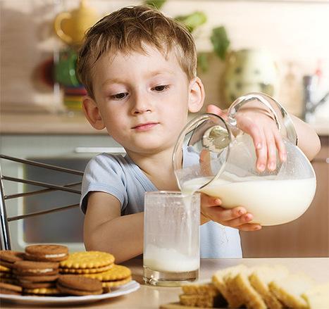 Nueve nutrientes esenciales en la dieta de los niños | Bioquimica | Scoop.it