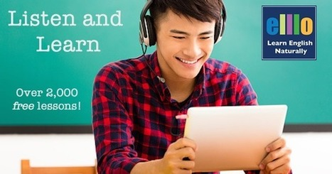 English Listening Lesson Library Online | English Language Teaching and Learning | Scoop.it