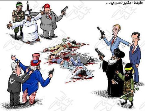 Solidarité avec le peuple irakien ! | Cherchez l'Erreur - Blog économique et politique | Scoop.it