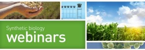 Synthetic Biology Webinars | SynBioFromLeukipposInstitute | Scoop.it