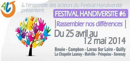 Handicap - Se rencontrer autour de la 6ème Edition du festival ... | joelette | Scoop.it