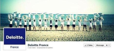 Deloitte, une stratégie marque employeur multicanale | Réseaux Sociaux et pouvoir d'influence | Scoop.it