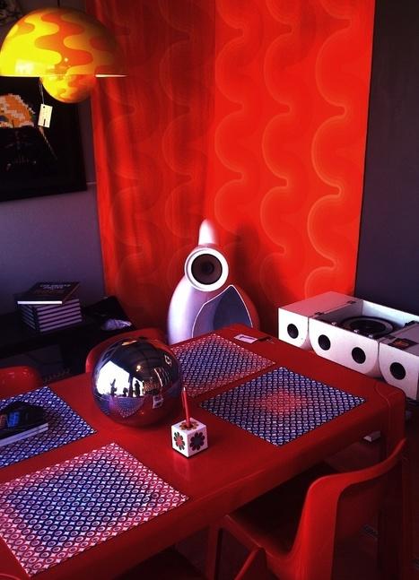 Antiquités et pop culture à la foire de chatou ! | Velvet Galerie ,Mobilier design XX eme , Architecture utopique 1970 , Pop culture | Scoop.it