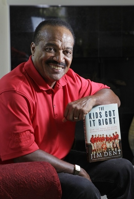 McClain: Texas football historian tackles 1960s racism in new book | Our Black History | Scoop.it