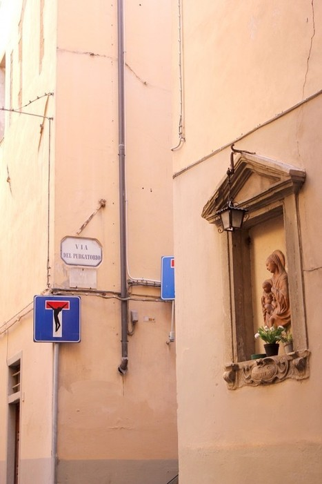 Clet Abraham, intimate interview with famous artist in Florence | Life in Italy: travel, food, tips | Scoop.it