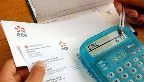 Les tarifs d'EDF augmentent de 5% : quelques clés pour alléger ... - Le Nouvel Observateur | Economies d'énergies | Scoop.it