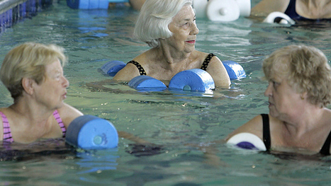 Alzheimer's prevention strategy prescribes exercise - Health - CBC News | Use it, don't lose it! | Scoop.it