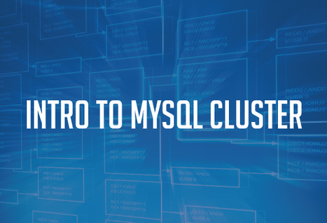 Intro to MySQL Cluster - GloboTech Blog | Dedicated Server | Scoop.it