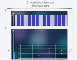 Some Very Good iPad Apps for Music Teachers | iPad learning | Scoop.it