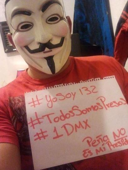 Photos of Revolución VS La Imposición   Facebook   Yo soy 132 #TodosSomosPresos   Scoop.it