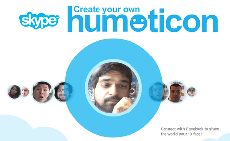 Forget Emoticons -- Skype Wants You to Use 'Humoticons' | StoryBranding: How brands can embrace the power of story | Scoop.it