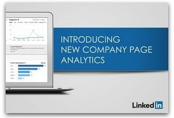 How to use LinkedIn's analytics for company pages | Communication Advisory | Scoop.it