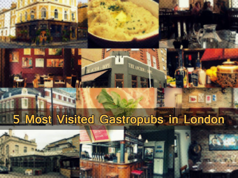 5 Most Visited Gastropubs in London | Top Five of Any thing | Scoop.it