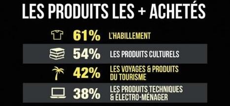 E-commerce en France : comparatif des chiffres 2014 et 2015 (infographie) – Entreprendre.fr | introduction au e-commerce | Scoop.it