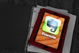 Lose the Binder: Use Evernote in Your Classroom | AppEducation | Students Love Tech | Scoop.it