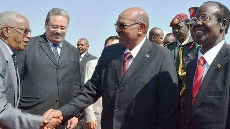 Soedan en Zuid-Soedan gaan samen olievelden beschermen   kap-BoetsA   Scoop.it