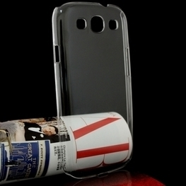 Clear Transparent Hard Snap-On Skin Case Cover for Samsung Galaxy S III S3 i9300   here are some good goods form tobuygoods   Scoop.it
