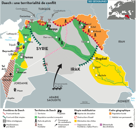 The Islamic State, maximus | Martin Kramer on the Middle East | Scoop.it