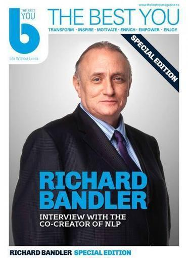 Voici une citation de Richard Bandler, le co-fondateur de la PNL ... | PNL | Scoop.it