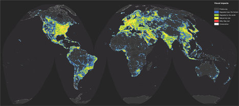 New Atlas Shows Extent of Light Pollution – What Does it Mean for our Health? | Everything is related to everything else | Scoop.it
