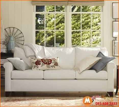 Mẫu sofa phòng khách đẹp dành cho chung cư tại Hà Nội | Kiến thức Seo | Scoop.it