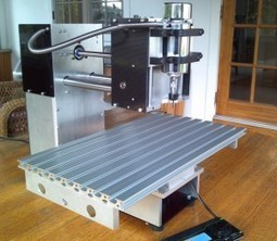 Bridgie – A new look for a CNC router at Buildlog.Net Blog | Heron | Scoop.it