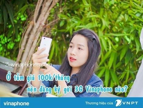 Với 100k bạn đăng ký được gói 3G nào của Vinaphone? | Trao đổi | Scoop.it