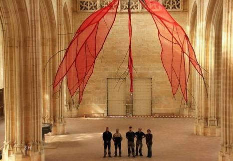 Shigeko Hirakawa: The Fiery Angel | Art Installations, Sculpture, Contemporary Art | Scoop.it