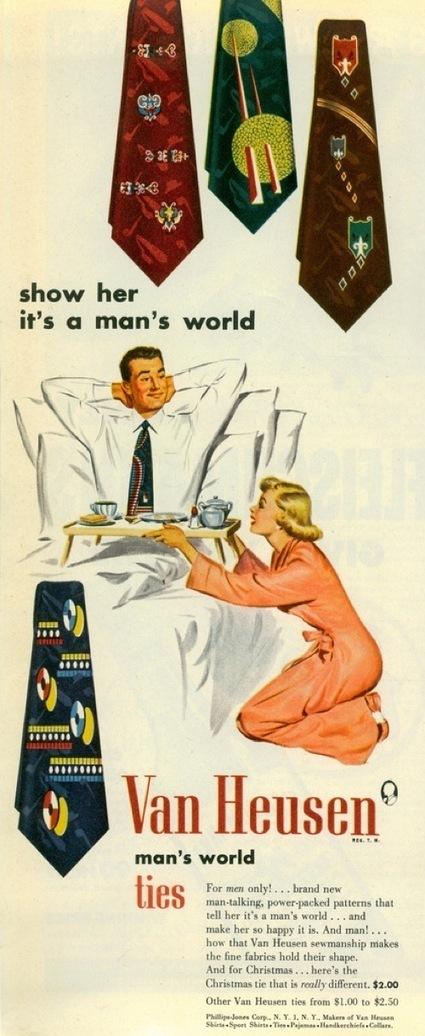 Vintage Ad Sexism   Vintage, Robots, Photos, Pub, Années 50   Scoop.it
