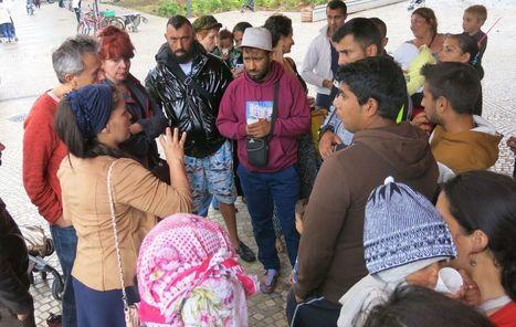 Montreuil : une nouvelle solution de relogement proposée aux familles roms | Gens du voyage -roms-revue de presse | Scoop.it