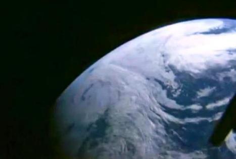 Splashdown! Orion Spaceship Aces First Flight Test | Press Review | Scoop.it