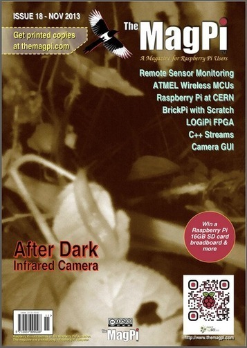 MagPi issue 18 – out now!   Raspberry Pi   Scoop.it