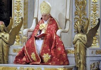 Démission de Benoît XVI, pape ultra-conservateur…   La démission du pape   Scoop.it