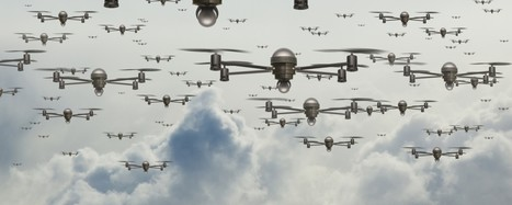 The Second Amendment Isn't Prepared for a 3D-Printed Drone Army | Technological Sparks | Scoop.it
