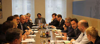 Entrevue du gouvernement avec ICTLuxembourg   #Luxembourg #DigitalLuxembourg #DigitalLëtzebuerg   Luxembourg (Europe)   Scoop.it