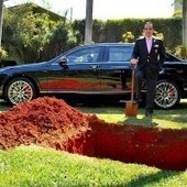 Brazilian man buries Bentley in backyard to save for afterlife | Digital Trends | Everything about cars | Scoop.it