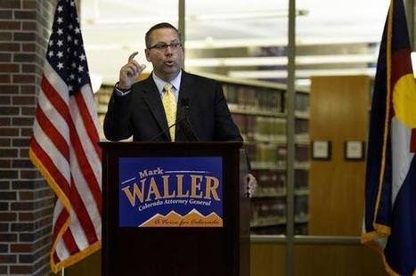 Republican state Rep. Mark Waller to run for Colorado attorney general - Denver Post | Money Saving Tips | Scoop.it